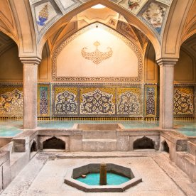 Wellness pur im traditionellen Hamam