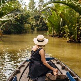Wassersafari durch den Dschungel