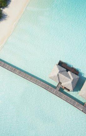Malediven.Steg