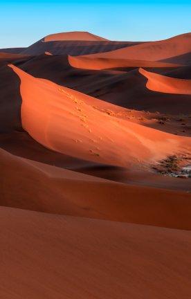 NA.Wüste Rote Wüste in Namibia