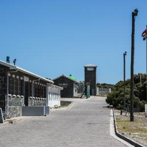 ZA.Robben Island 5 Das Apartheid-Gefängnis auf Robben Island