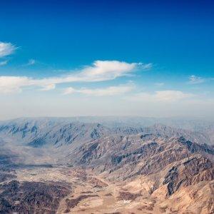 OM.Jebel_Shams Oman Jebel Shams Berg Jebel-Akhdar-Gebirge