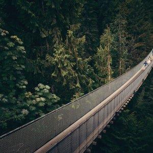 CA.Capilano_Suspension_Bridge Kanada Capilano Suspension Bridge Park Vancouver