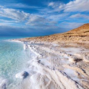 JO.POI.Totes Meer 1 Salzküste des Toten Meeres