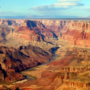 Blick auf die Landschaft des Nationalparks