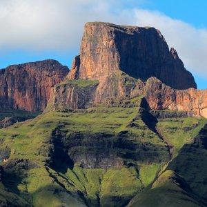 ZA.POI.Drakensberge 5 Beeindruckende Felsen der Drakensberge