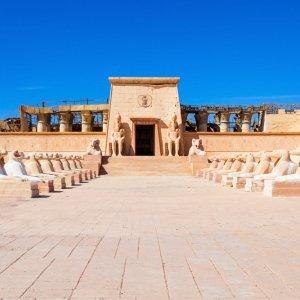 MA.Ouarzazate.Film_Studios Beeindruckende Kulisse der Ouarzazate Atlas Filmstudios in Marokko