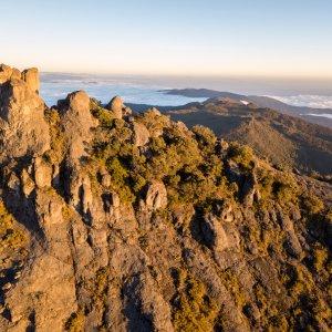 CR.Cerro_Chirripo Costa Rica Cerro Chirripo highest point Chirripo National Park Zentralamerika