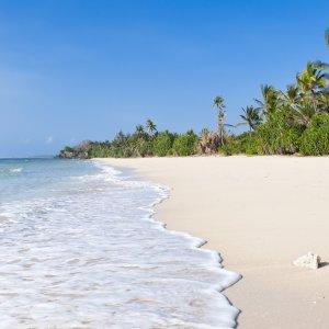 KE.Mombasa.Diani Beach Strand Meer