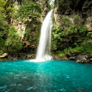 CR.Rincon_de_la_Vieja_Nationalpark_Wasserfall Costa Rica Nationalparks Rincón de la Vieja Guanacaste-Provinz La Cangreja Wasserfall