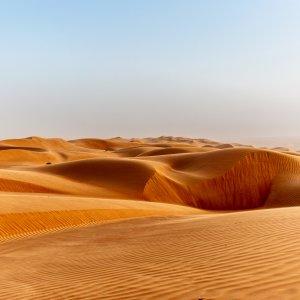 OM.Wahiba Sands 1 Sanddünen im Wahiba Sands