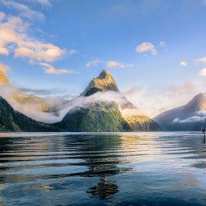 NZ.Milford Sound 1 Milford Sound Neuseeland