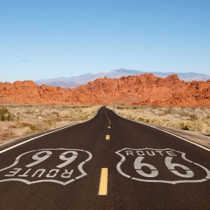 US.POI.Route 66 6 Die Route 66