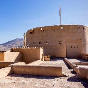 OM.POI.Nizwa Fort 9 Die Festung Nizwa Fort