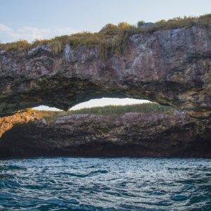 MX.Islas_Marietas_National_Park_Strand_der_Liebe Der Strand der Liebe bedeckt mit Wasser