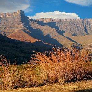 ZA.POI.Drakensberge 2 Landschaft der Drakensberge