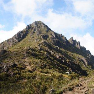 CR.Cerro_Chirripo_Berg Costa Rica Cerro Chirripo highest point Chirripo National Park Zentralamerika