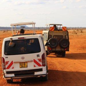 KE.Tsavo East-Safari