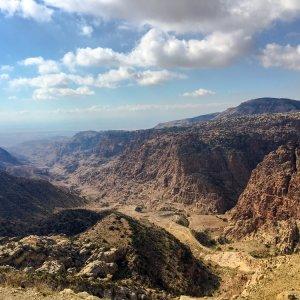 JO.Biosphärenreservat_Dana_Wadi_Dana Jordanien Biosphärenreservat Dana Naturreservat Wadi Canyon