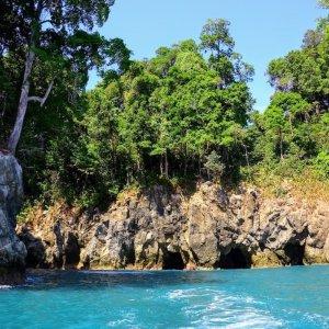 CR.Nationalpark Corcovado Bucht Bucht des Corcovado Nationalparks