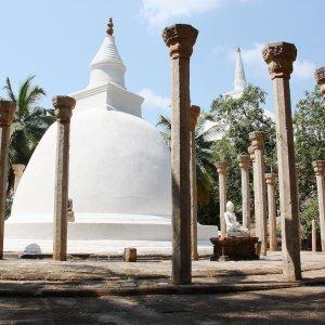 LK.Mihintale Tempel