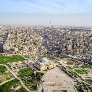 JO.Amman_Citadel_Jabal_Al_Qal'a Jordanien Jabal Al Qal'a Amman Citadell Zitadelle Zitadelle Hügel Jabal Al Qal'a