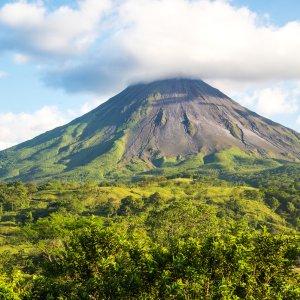 CR.Vulkan Arenal 2 Ausblick auf den Vulkan Arenal