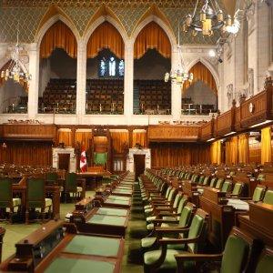 Kanada Parliament Hill Ottawa Parliament of Canda Unterhaus