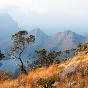 ZA.Blyde River Canyon 6 Landschaft des Blyde River Canyon