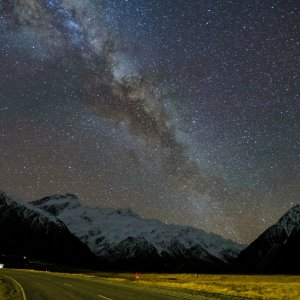 NZ_stargazing Mount Cook