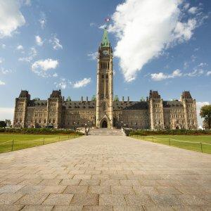 Kanada Parliament Hill Ottawa Parliament of Canada Centre Block Peace Tower