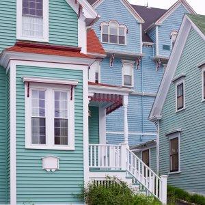 Kanada Lunenburg Nova Scotia Weltkulturerbe Architektur