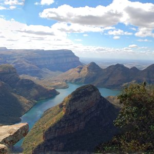 ZA.Blyde River Canyon 2 Blick auf den Blyde River Canyon