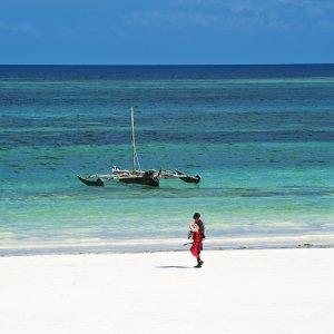 Diani Beach Masi at Diani Beach, Kenya