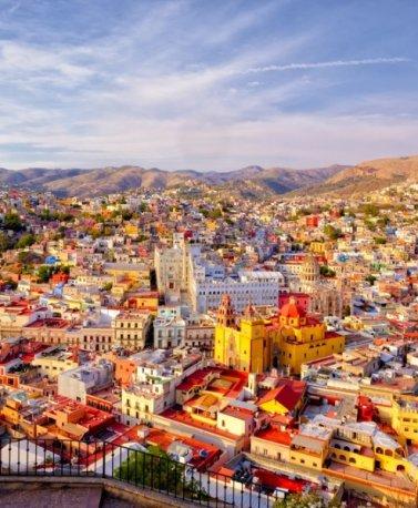 MEX.Mexico Altstadt