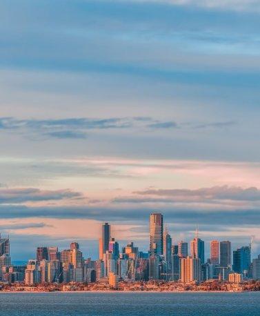 AU.Melbourne.Skyline