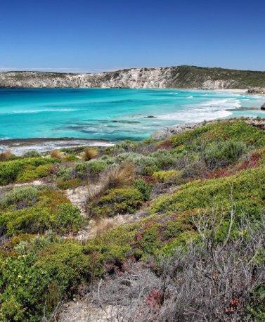 AU.Kangaroo Island. Küste