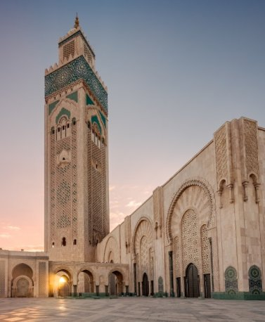 MAR.Casablanca.Hassan II Mosque