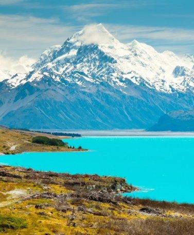 NZ.Mt. Cook