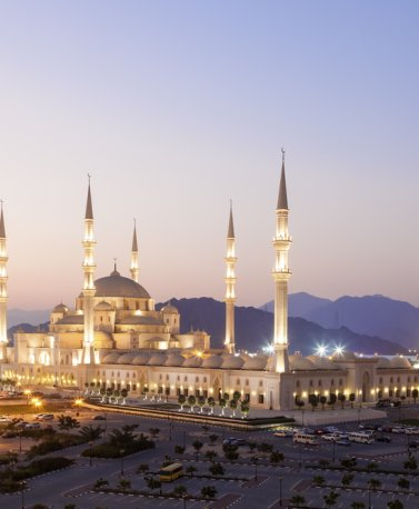 VAE.Fujairah.Grand Mosque