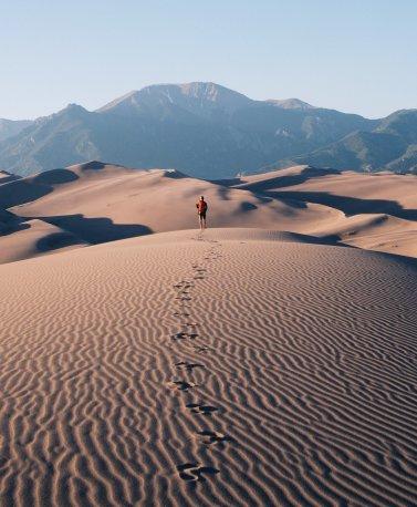 1_Hike Desert Oman Wüsste