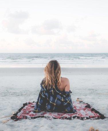 01_Girl on the beach, South Africa