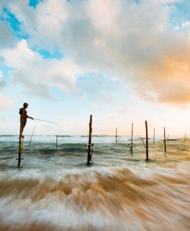 LKA.Stilt fisher