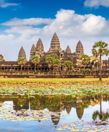 KHM.Angkor Wat.Panorama