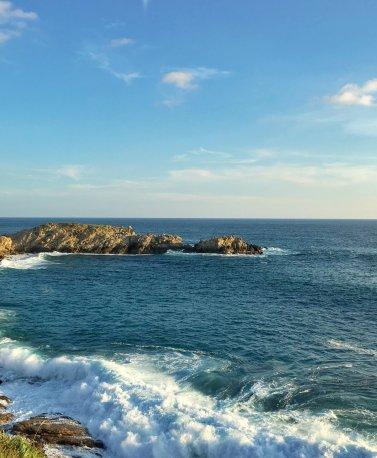 Mazunte Bucht