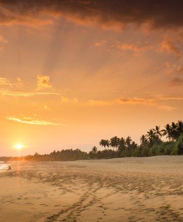LKA.Tangalle Sunset