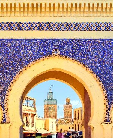 MAR.Fes.Blue Gate