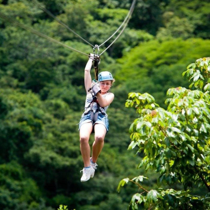 CRI.Ziplining