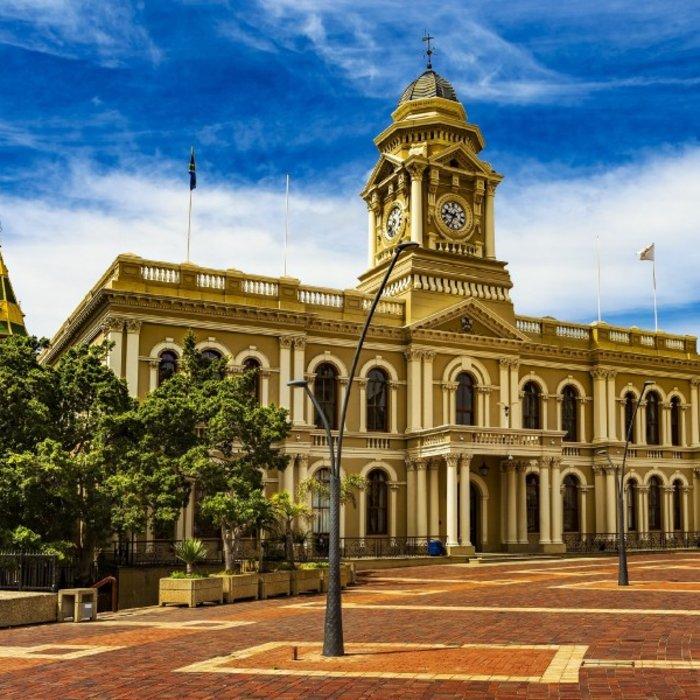 ZAF.Port Elizabeth.The City Hall