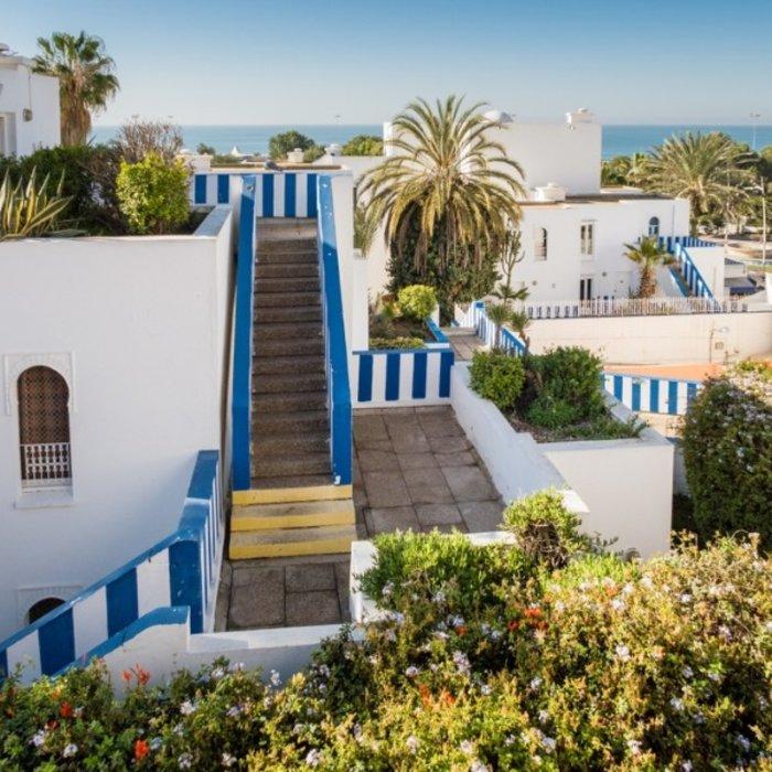 MAR.Agadir.Architektur